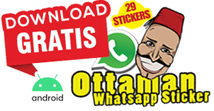 Ottaman Arabic WhatsApp Sticker