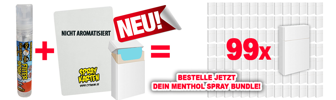 Beste Menthol Zigaretten alternative