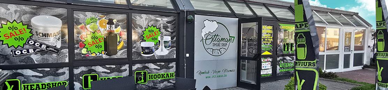 Ottaman Lagerverkauf Shisha & Vape Shop in Babenhausen